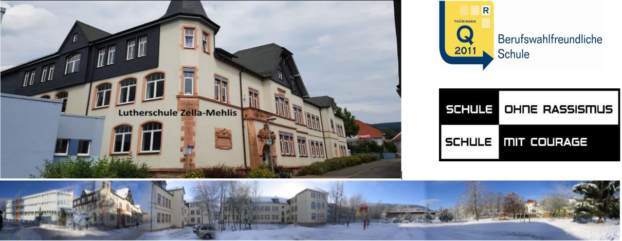 Staatliche Regelschule Lutherschule Zella-Mehlis